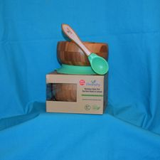 Picture of Bamboo Stay Put bowl