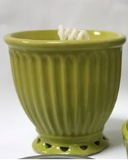 Picture of Citronella Candle Green Pot
