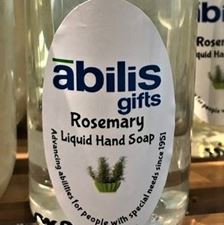 Picture of Rosemary Liquid Hand Soap