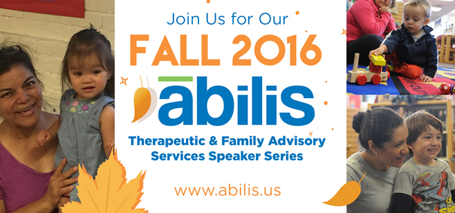 Fall Speaker Series