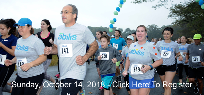 Walk/Run for Abilis 2018