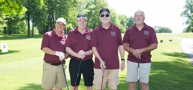 2019 First Annual Golf Scramble for Abilis