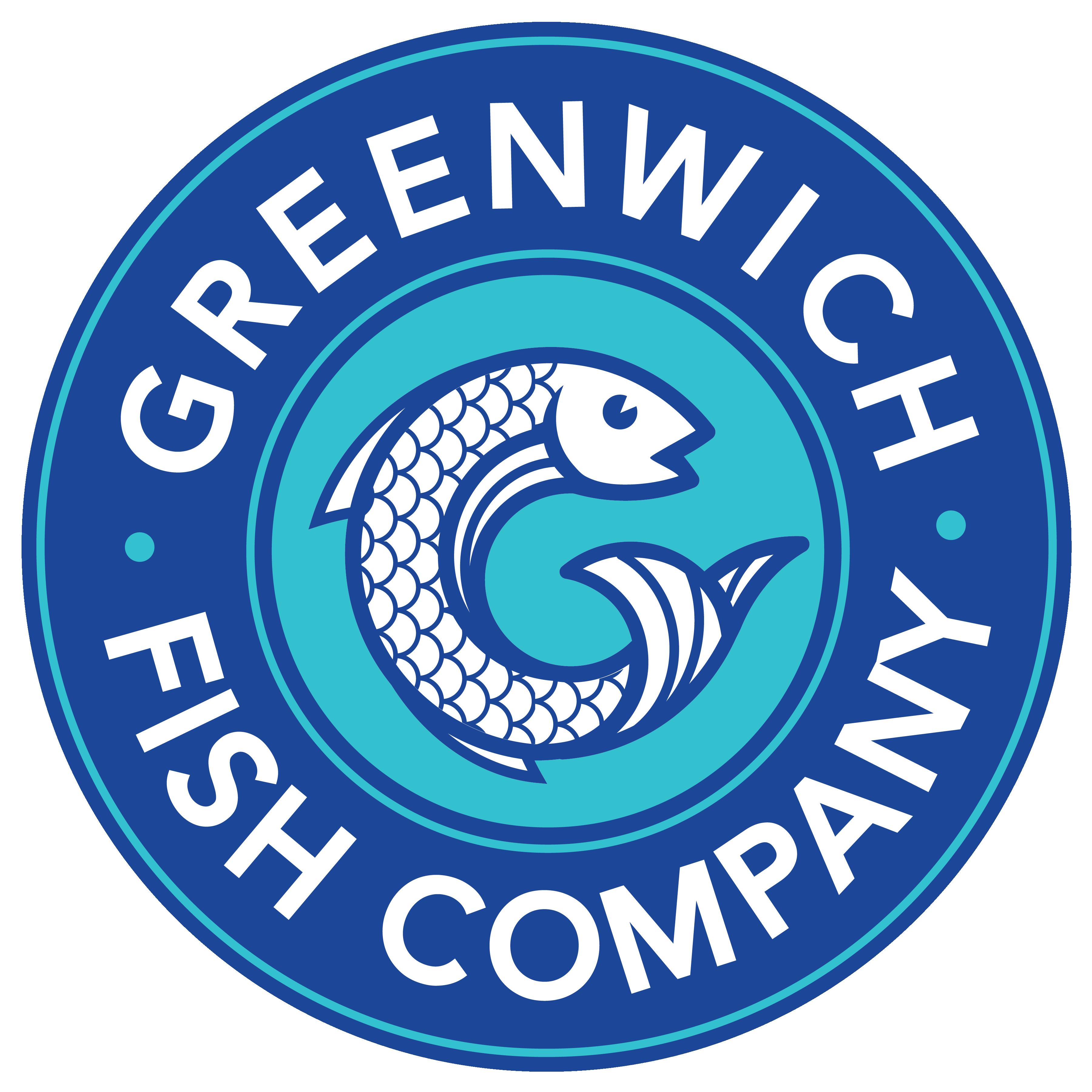 Greeenwich Fish Company Logo