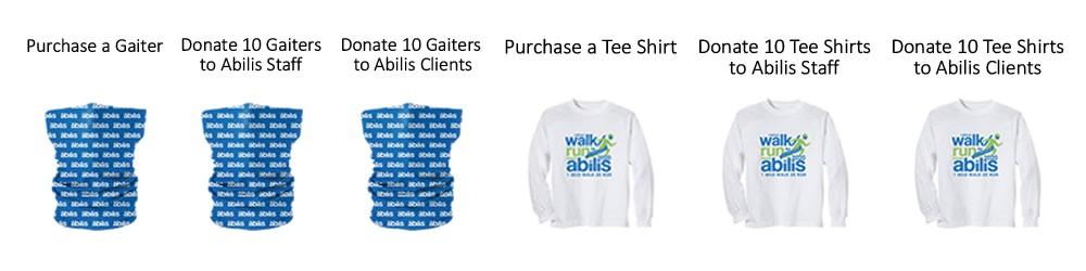 Purchase Abilis Merchandise